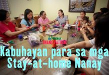 MY PUHUNAN: Friendship Bracelet Kabuhayan for Stay-at-home Moms