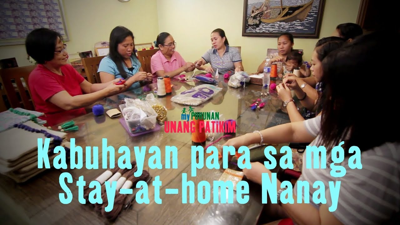 MY PUHUNAN: Friendship BraceletKabuhayan for Stay-at-home Moms