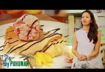 Dating OFW, Nag-ipon, Nagtayo ng Crepe Business, Ngayon Mayaman Na