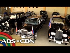 First Lady Imelda Marcos herself had a rare Rolls-Royce Phantom 5, the same kind owned by Queen Elizabeth II, the Shah of Iran, Hong Kong's British governor, and Yugoslavian dictator Josip Broz Tito.