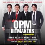The OPM Hitmakers Las Vegas Concert April 20, 2018 Sam's Town