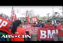 TV Patrol: Iba-ibang grupo, ginunita ang #EDSA32 sa Mendiola