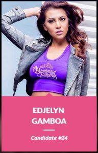 Binibini 24, Edjelyn Joy Gamboa