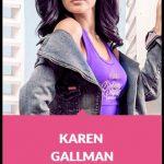 Binibini 38, Karen Gallman