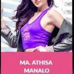 Ma. Athisa Manalo Contestant # 17