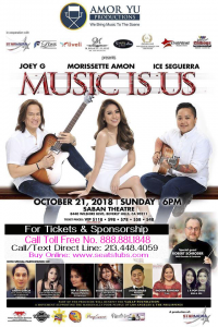 Music Is Us Concert