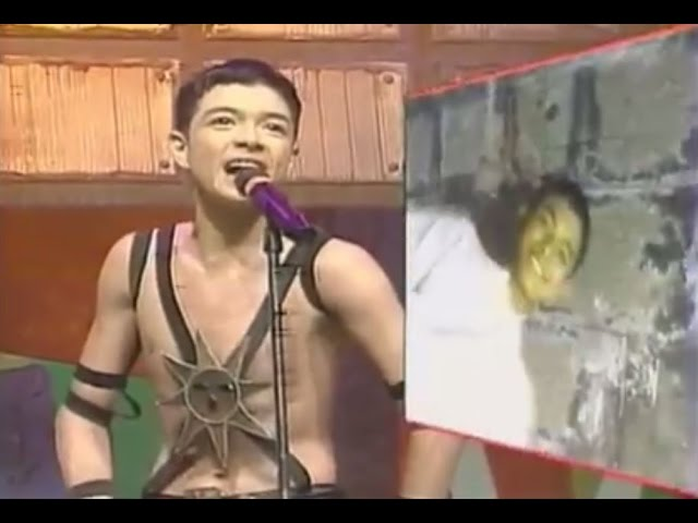 Super Throwback: Jericho Rosales, Mr. Pogi 1996