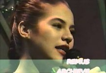 Super Throwback: Karla Estrada Sings Luha