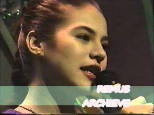 Super Throwback: Karla Estrada Sings Luha